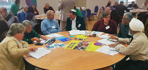 Interfaith_Network_REPLACEMENT_PICTURE_Local_inter_faith_practitioners_at_a_day_event_in_Bradford_2018_sharing_good_practice_from_across_Britain